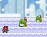 Марио зимой
