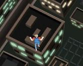 Супермен над городом