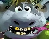 Тролль у зубного врача