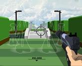Стрельба в парке
