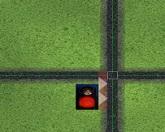Управлять светофором на перекрёстке