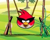 Летающие злые птицы