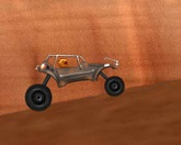 Багги в пустыне