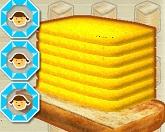 Сырный тост
