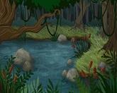 Манди и волшебный лес