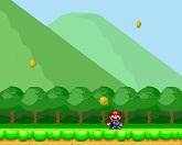 Марио собирает монеты