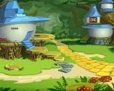 Побег из волшебной деревни
