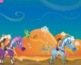Гонки на пони