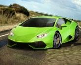 Зеленый Ламбо