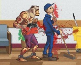 Человек зомби