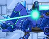 Дино робот 2