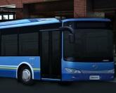 За рулем автобуса