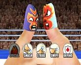 Королевская битва на пальцах
