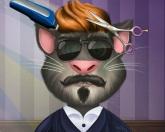 Том в парикмахерской 2
