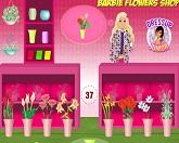 Цветочный магазин Барби