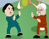 Кунг фу бабушек