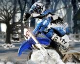 Гонки в снегах