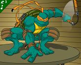 Черепашки ниндзя - разгром маузер