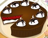Эпический шоколадный торт