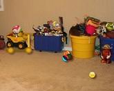 Спрятанные предметы: детская комната