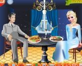 Романтический ужин Эльзы