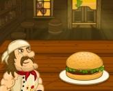 Бешеный бургер 3