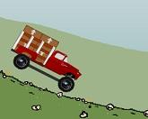 Приключение на большом грузовике