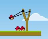 Птицы против коробок
