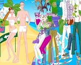Одеться для прогулки по пляжу