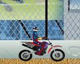 Трюки на мотоцикле 2