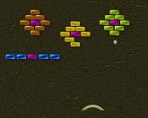 Магический прыгающий шарик - Арканоид
