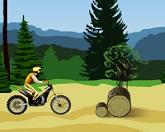 Езда по препятствиям на мотоцикле и квадроцикле