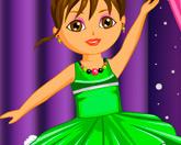 Дора балерина