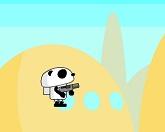 Воинственные панды
