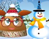 Картошкин снеговик