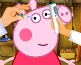 Свин у окулиста