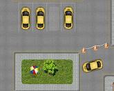 Препарковка такси