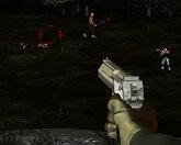 Лагерь зомби
