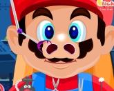 Марио простыл