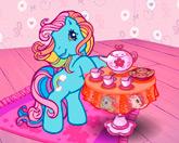 Чайная вечеринка пони