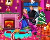 Рождественская уборка