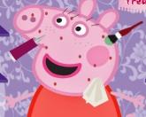 Свинья у косметолога