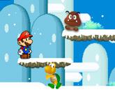 Зимний Супер Марио