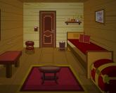 Тайна деревянной комнаты