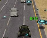 Дорожный «танк» 3D