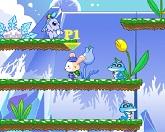 Кролик с шариками 2