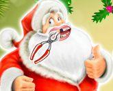 Санта у зубного