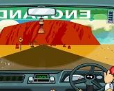 Прах на австралийских дорогах