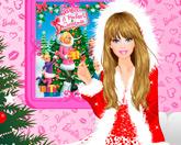 Барби - рождество