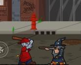 Городской боевой маг против зомби 4